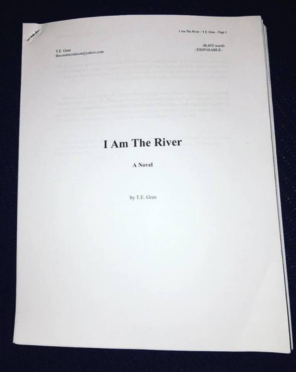 I Am The River - MS