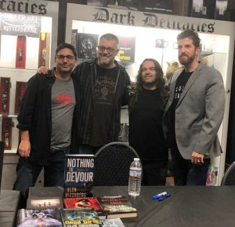 Dark Dels Signing - November 2018 - 15