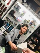 Dark Dels Signing - November 2018 - 4