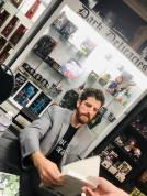 Dark Dels Signing - November 2018 - 4
