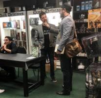 Dark Dels Signing - November 2018 - 8