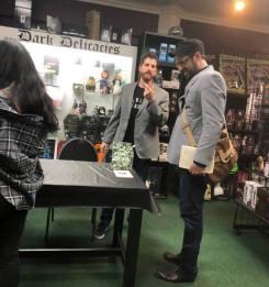 Dark Dels Signing - November 2018 - 9