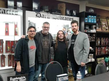 Dark Dels Signing Group - 2018