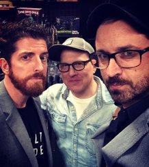 Ted, Philip, and Josh